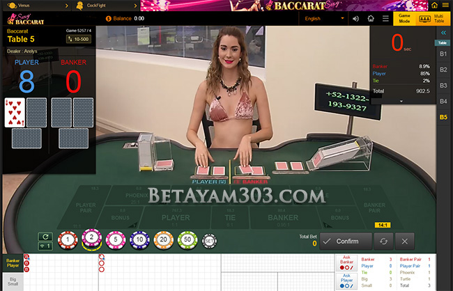 Casino SexyBaccarat